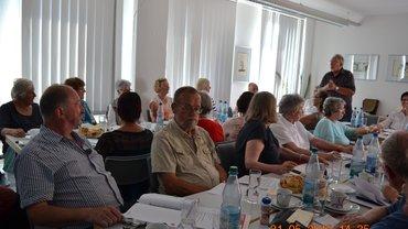 SeniorInnenkonferenz am 31.05.2018 in Rostock