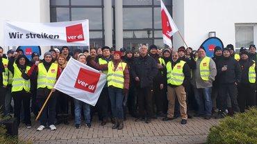 Streik bei Prosegur geht weiter